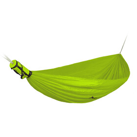 Sea to Summit Pro Hammock Set Double-High, lime